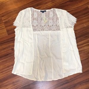 American Eagle lace cover up size XS/S